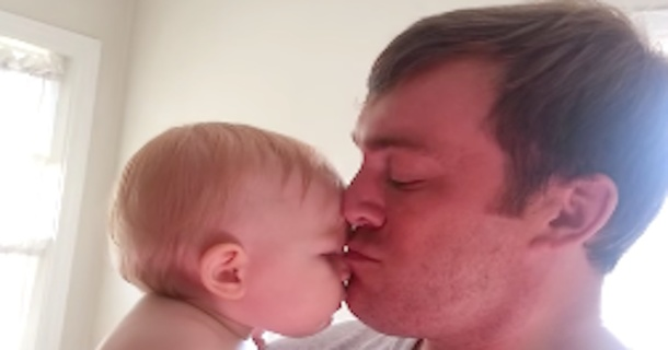 When Daddy Shaved This Baby Girl Got So Adorably Confused